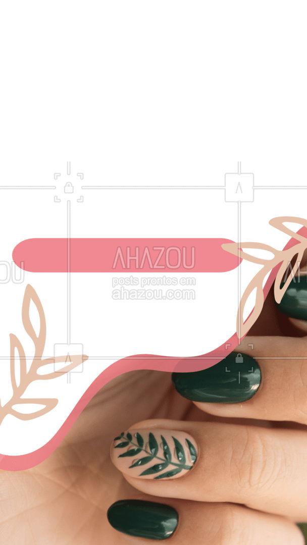 Você e suas unhas merecem os nossos cuidados! ?  #unhasnaturais #unhas #unhasdehoje #AhazouBeauty  #manicure #nailsaloon
