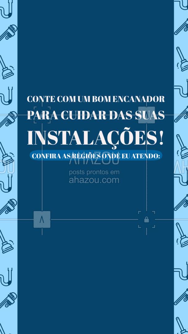 Conte comigo para cuidar do seu encanamento! ?? #encanador #encanamento #AhazouServiços #serviços #serviçospracasa