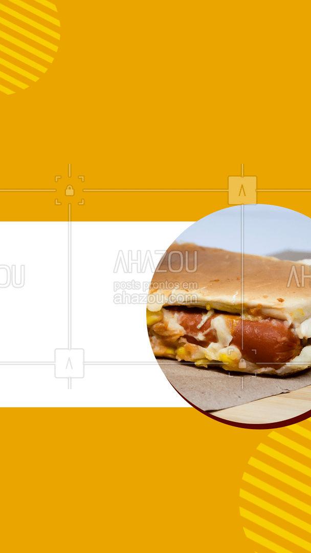 Peça já seu hot dog prensado e saboreie esse sabor maravilhoso! ? #ahazoutaste #hotdog #hotdoglovers #hotdoggourmet #cachorroquente #cachorroquenteprensado