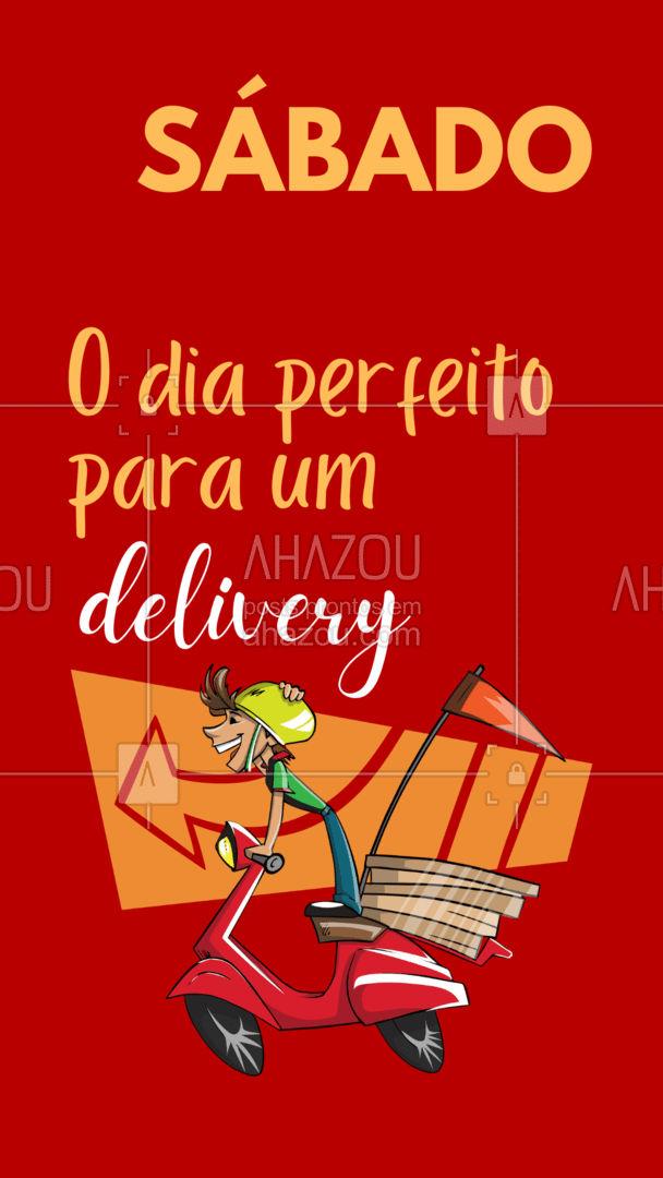 Sabadão tá on! A gente também! Faça seu pedido pelo telefone (xx) xxxx-xxxx! Deixe seu sábado perfeito com a gente! #ahazoutaste  #gastronomy #foodie #gastronomia #foodlover #culinaria