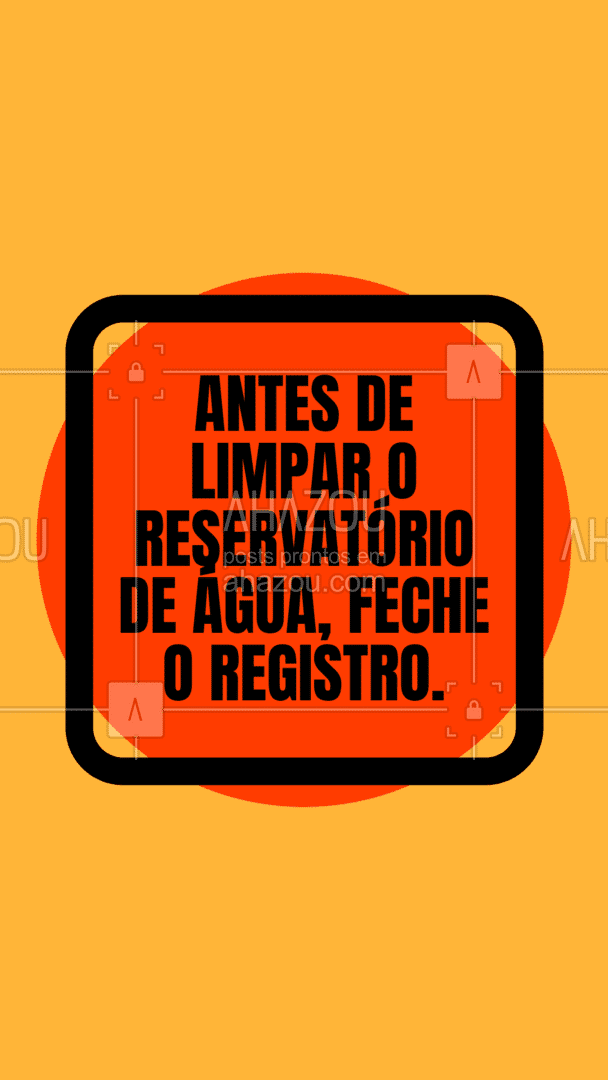 Com o registro aberto, o líquido de limpeza pode entrar na tubulação, contaminando a água consumida por sua família. Então tenha cuidado, e qualquer dúvida pode falar com a gente. #AhazouServiços  #maridodealuguel #serviços
