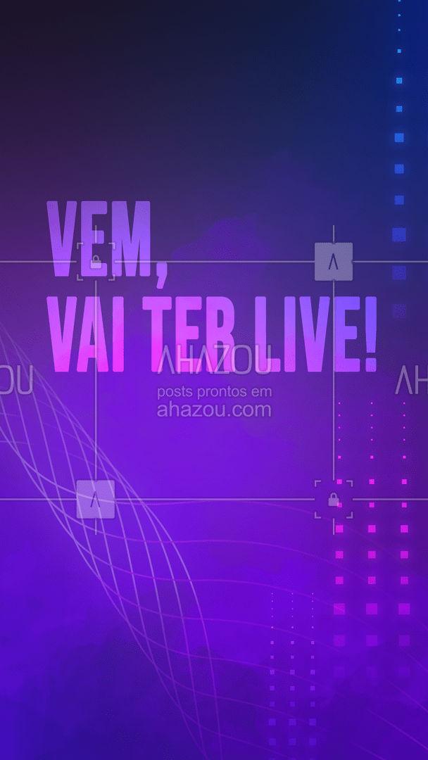 ?ATENÇÃO, CHEGOU O DIA?   #ahazou  #editaveisahz  #mktbrasil #live #aovivo