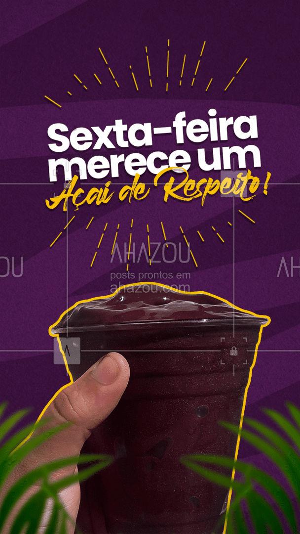 Açaí gostoso a gente tem de sobra! Já estamos abertos e estamos te esperando nessa sexta! #ahazoutaste  #gelados #cupuaçú #sorvete #açaí