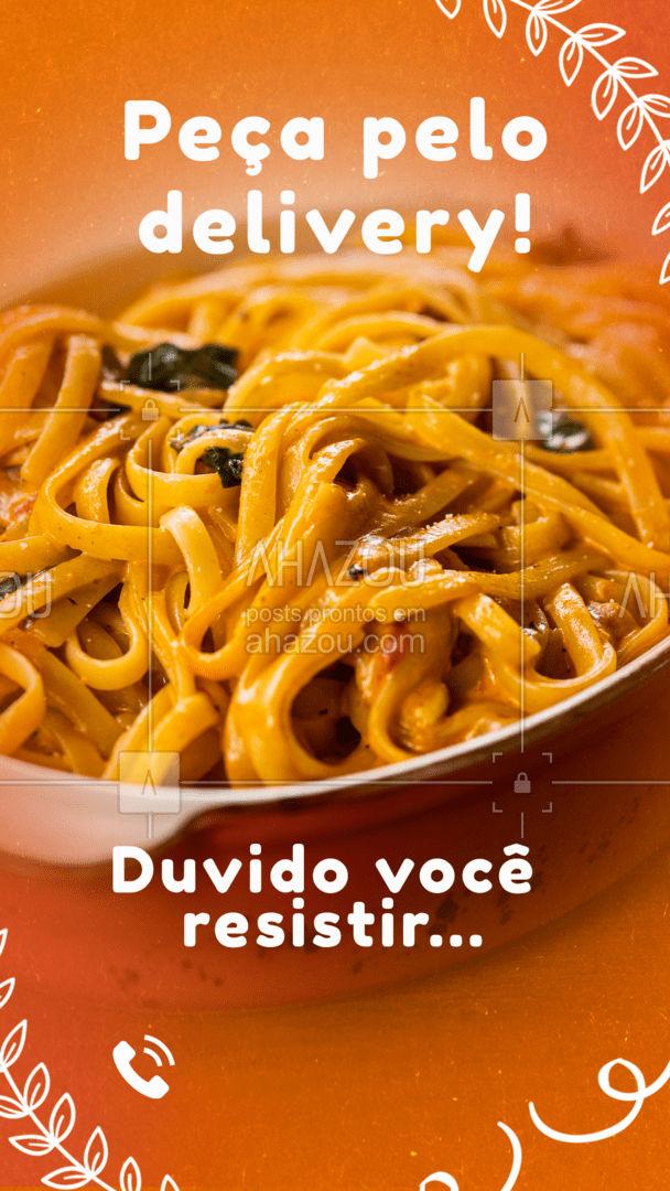 Seu restaurante italiano favorito já está aberto! Faça seu pedido: ?(preencher) #ahazoutaste  #pasta #italianfood #restauranteitaliano #italy #cozinhaitaliana #massas #comidaitaliana #pedido #delivery