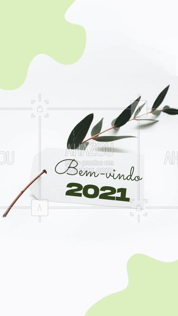 Bem-vindo 2021, que esse novo ano possa nos trazer de volta tudo que perdemos no ano anterior! Ano novo vida nova para todos nós!   #AhazouSaude #anonovo  #qualidadedevida #viverbem #bemestar #cuidese #saude #bemvindo2021