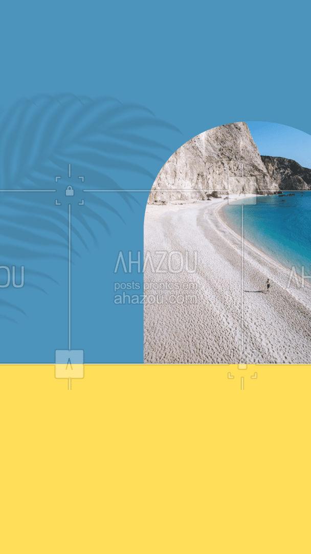 Destinos praianos com descontos exclusivos! Não perca, venha conferir os roteiros disponíveis com valores promocionais! #AhazouTravel #editaveisahz  #viagens  #viagem  #trip  #viajar  #agenciadeviagens  #agentedeviagens
