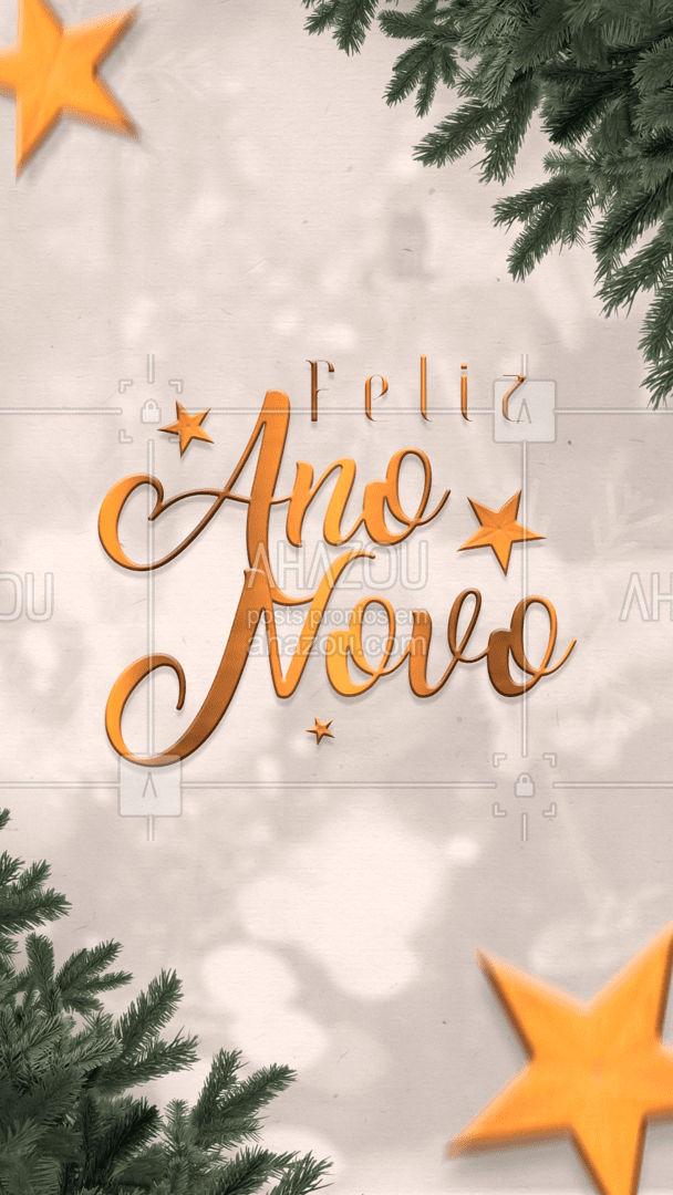 Feliz Ano Novo a todos! Muito sucesso e boas energias nesse novo ano que chegou! ?⭐ #AhazouBeauty #ahznoel  #estetica #beauty #beleza #novoano #newyear