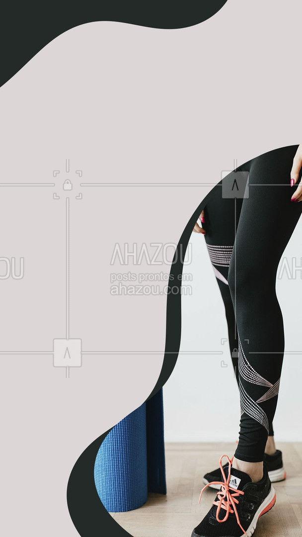 Venha conferir nossa variedade de modelos e cores, você vai se apaixonar! 👩 #AhazouFashion #lookdodia #fashionista #fashion #moda #modafeminina #legging