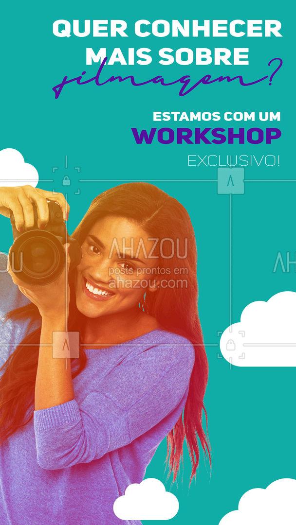 No dia [inserir], teremos um curso muito especial! Entre em contato e fique sabendo tudo sobre.  #ahazoufotografia  #photography #photooftheday #fotografia #photographer #picoftheday #fotografiaprofissional #foto