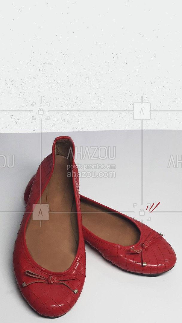 A sua próxima sapatilha pode estar bem aqui, pertinho de você! 😉 #sapatilhas #fashion #ahazoufashion #estilo #calçados
