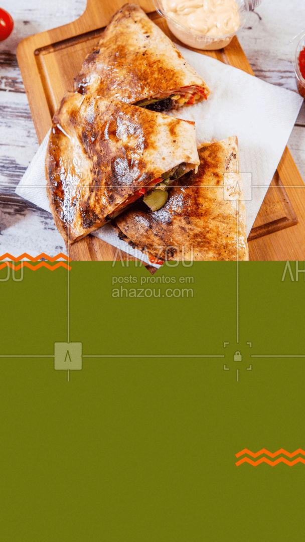 Quesadilla + combo = combinação perfeita! Peça já o seu! ? #ahazoutaste  #comidamexicana #cozinhamexicana #vivamexico #texmex #nachos #combo #pedido #quesadilla #combodequesadilla #opções #delivery