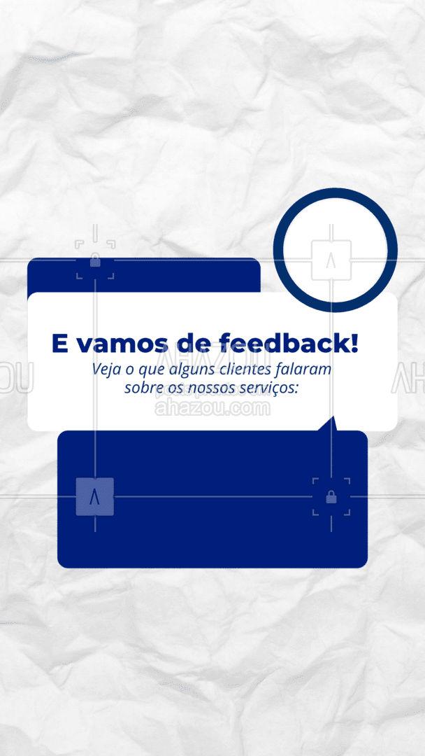 Só temos que agradecer pelos feedbacks que nos ajudam a melhorar os nossos serviços. Obrigado!😍❤ #feedback #avaliação #serviços #ahazou