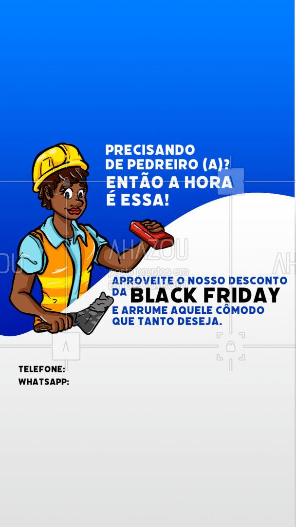Você não vai perder a oportunidade desse desconto especial de Black Friday não é mesmo? Entre em contato conosco pelo telefone acima e garanta seu cômodo lindo e arrumado. ?? #Desconto #Promo #AhazouServiços #BlackFriday