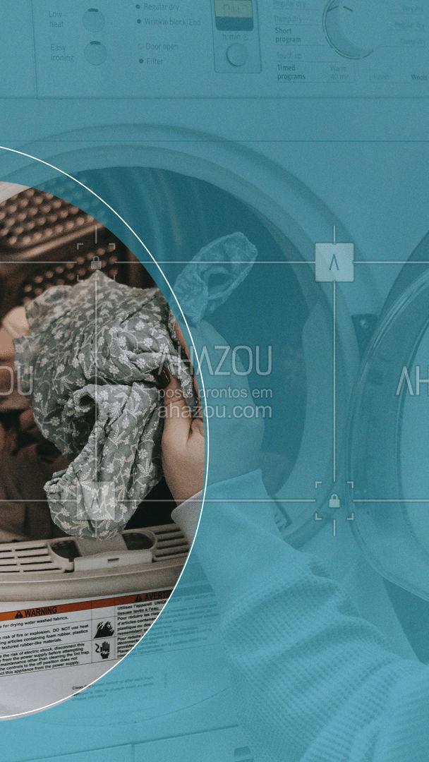 Entre em contato para conferir nossos preços e prazos!  #AhazouServiços  #lavanderia #roupalavada #roupalimpa