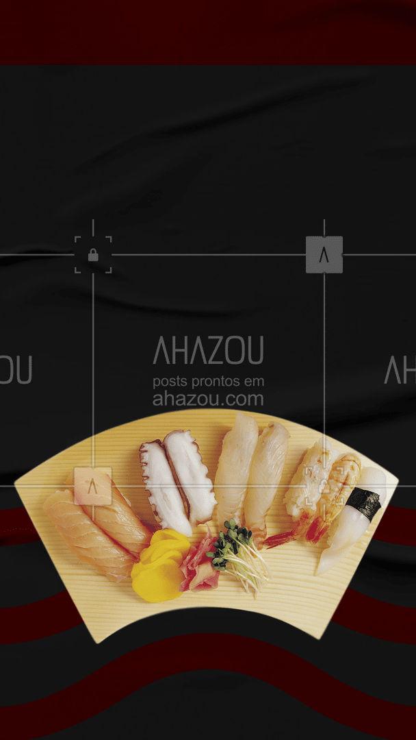 Se você não acredita, faça seu pedido e comprove! ?? #japa #comidajaponesa #ahazoutaste  #sushitime #sushilovers #sushidelivery