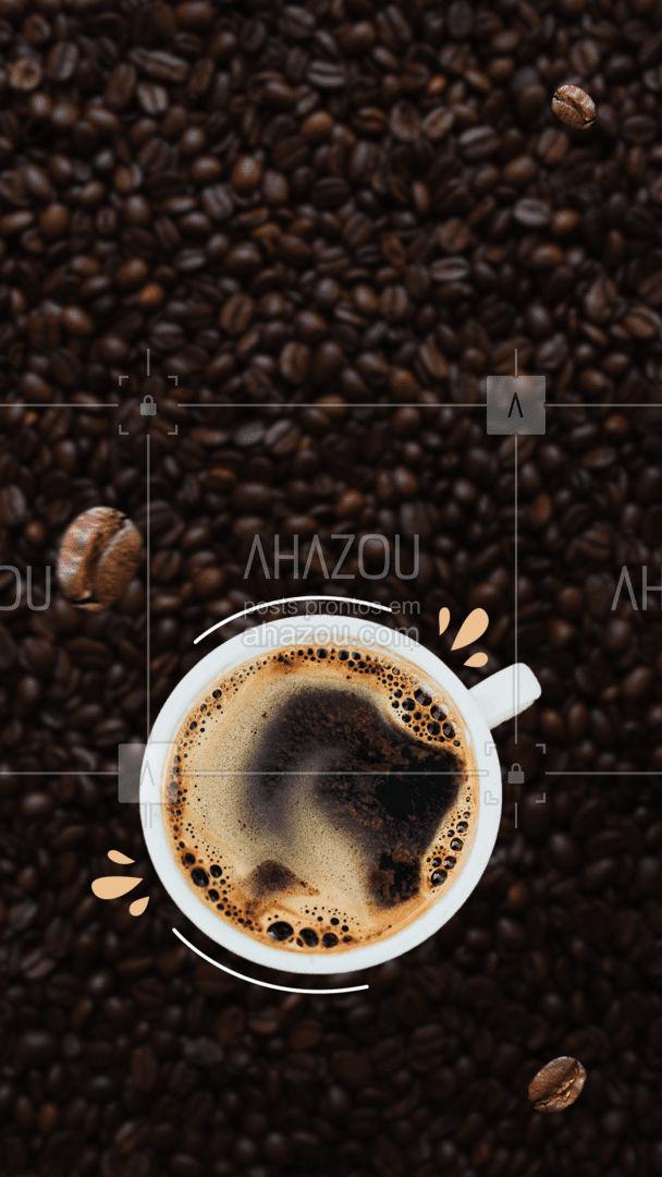 Hoje é comemorado o Dia da Felicidade! Comemore o dia fazendo aquilo que mais gosta: aproveitando seu café favorito! #ahazoutaste #editaveisahz #café #coffee #barista #coffeelife