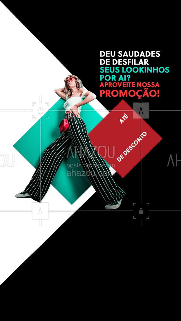 Não fique passando vontade, sua próxima roupa favorita está aqui!  #AhazouFashion  #lookdodia #fashion #style #OOTD #moda #outfit