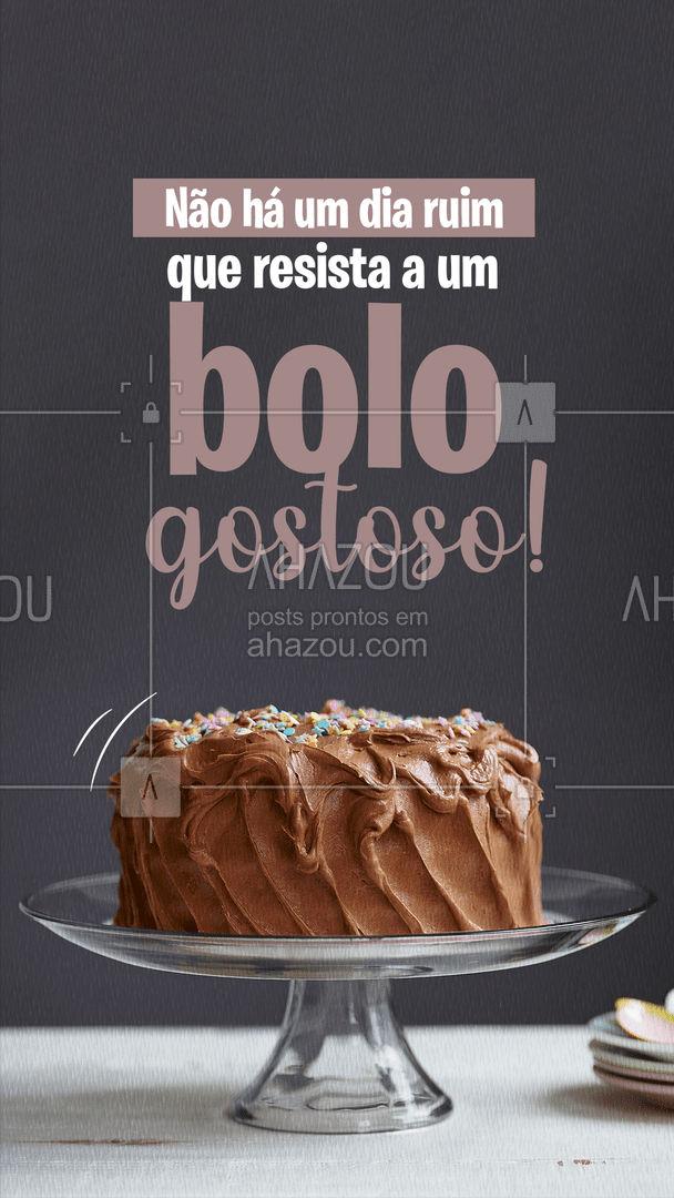 Para a sua sorte, nós temos VÁRIOS esperando por você! 🍰  #bolo #doces #ahazoutaste  #confeitaria  #confeitariaartesanal  #foodlovers
