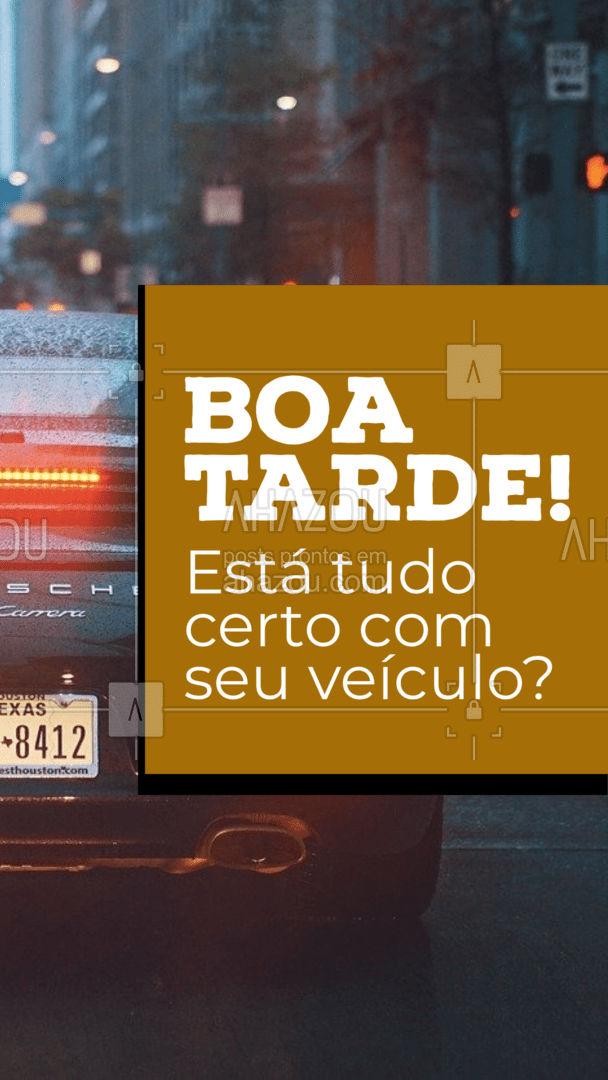 Não esqueça de marcar suas revisões periodicamente e garantir a segurança do seu automóvel! #AhazouAuto  #esteticaautomotiva #eletricaautomotiva #mecanicaautomotiva #carros #automotiva