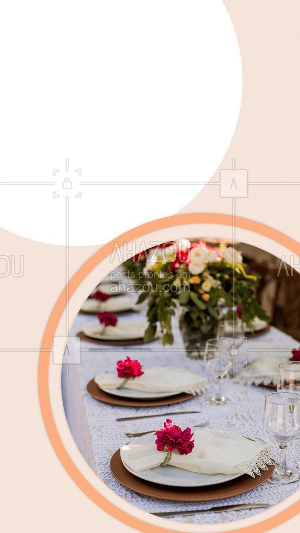 Todas as suas refeições tornam-se mais especiais com um conjunto mesa posta. Conheça os produtos.  💖 #AhazouFashion  #tricot #fashion #costuraereparos #reparos #modasustentavel #mesaposta