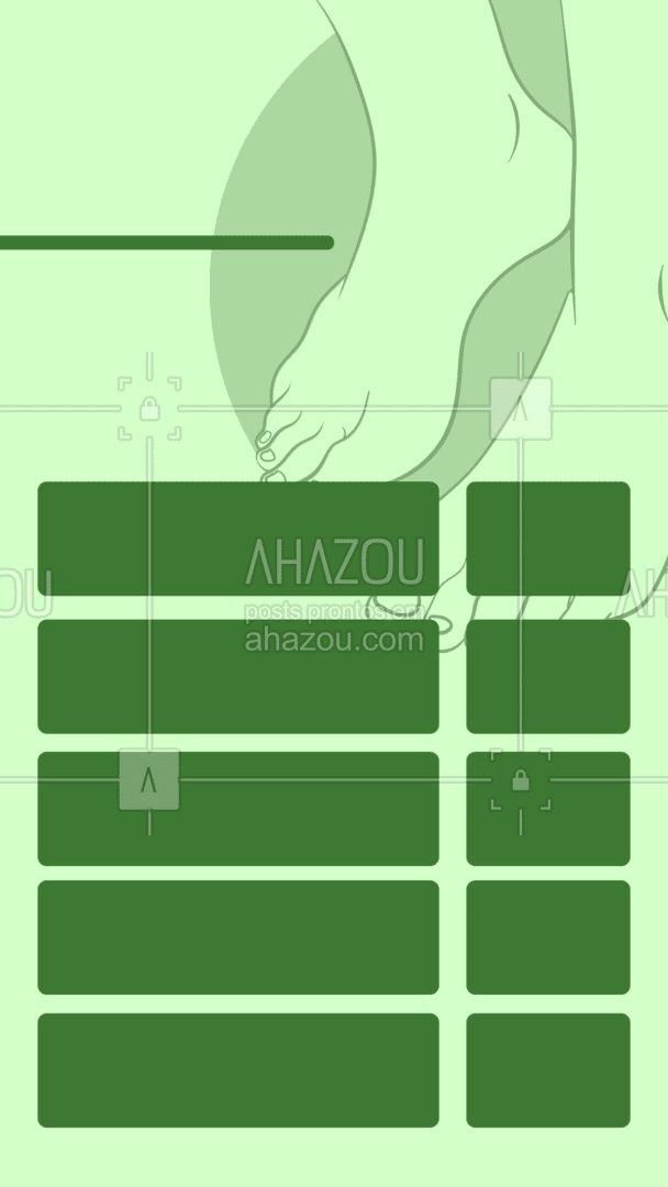 Confira a nossa tabela de serviços e marque o seu horário! ? #tabeladeserviços #AhazouSaude #podologia #saude #podologiacomamor #AhazouSaude