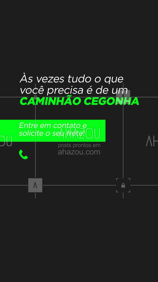 Conte com a gente para transportar seus veículos! ??? #caminhaocegonha #transporte #frete #AhazouServiços #carreto #transportedeveiculos