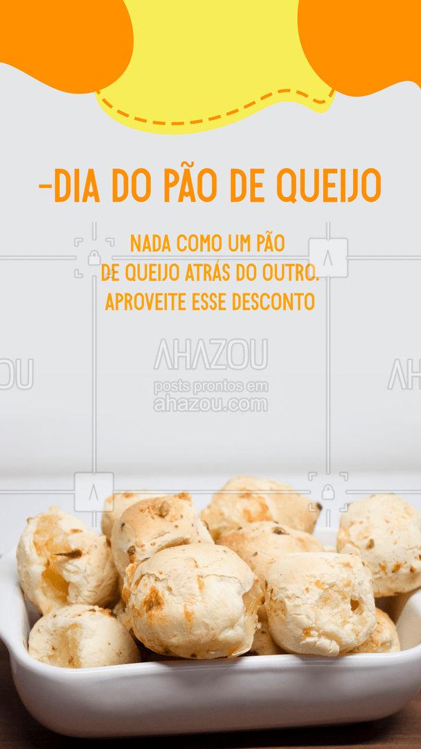 Quanto eu coloco no seu pedido? 🧀🤤  #ahazoutaste  #padaria #bakery #diadopaodequeijo #paodequeijo #promocao #desconto