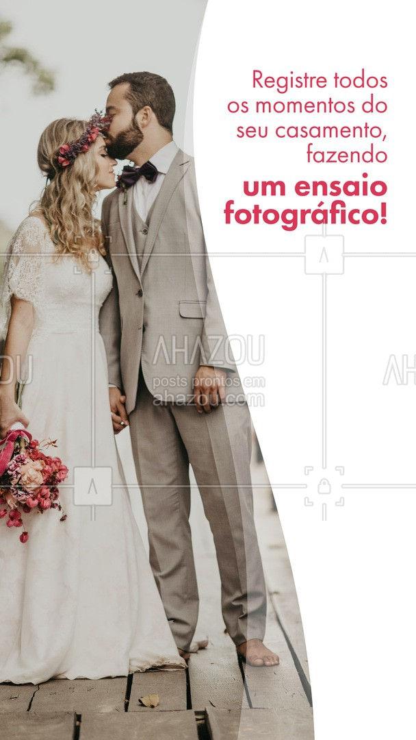 Tenha todos os momentos do seu casamento registrados em fotos maravilhosas, faça um ensaio fotográfico. Entre em contato e saiba mais. #ensaiocasamento #comunicado #convite #ahazoufotografia  #photography #photo #foto #fotografia