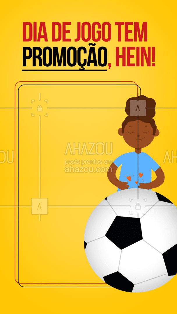 Aproveita que hoje tem jogo e promoção para você comer no precinho! É só aqui! 😉 #ahazoutaste #gastronomy  #foodie  #gastronomia  #foodlover  #culinaria  #instafood #diadejogo #jogo #futebol #promoção #promo #desconto