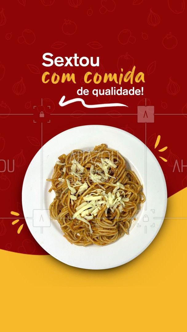 Comida de qualidade você encontra aqui! Venha sextar com a gente! ? #ahazoutaste #alacarte #restaurante #selfservice