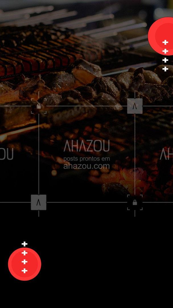 Temos diversas opções de espetinhos para o seu churrasco, aproveite! ?? #ahazoutaste #churrasco #açougue #churrascoterapia #meatlover