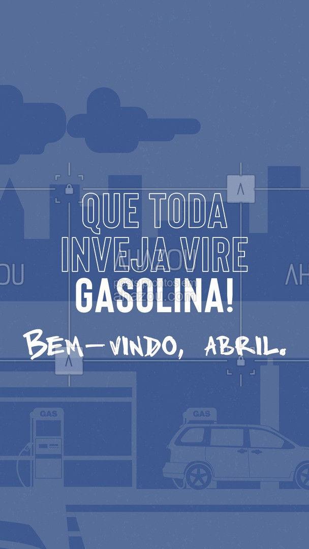 Puts, seria bom hein?! ??? #gasolina #automotivos #AhazouAuto #servicoautomotivo #carro #mecanica #AhazouAuto
