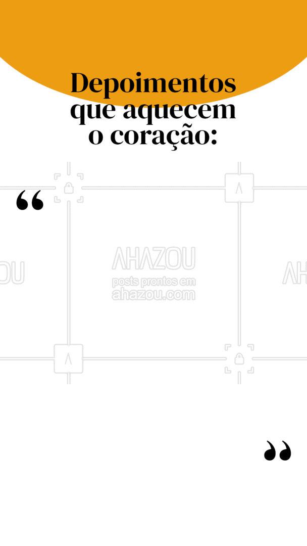 Amamos este tipo de feedback! Obrigado pela preferência! 💖 #ahazou#frasesmotivacionais  #motivacionais  #quote  #motivacional   #feedback #avaliação