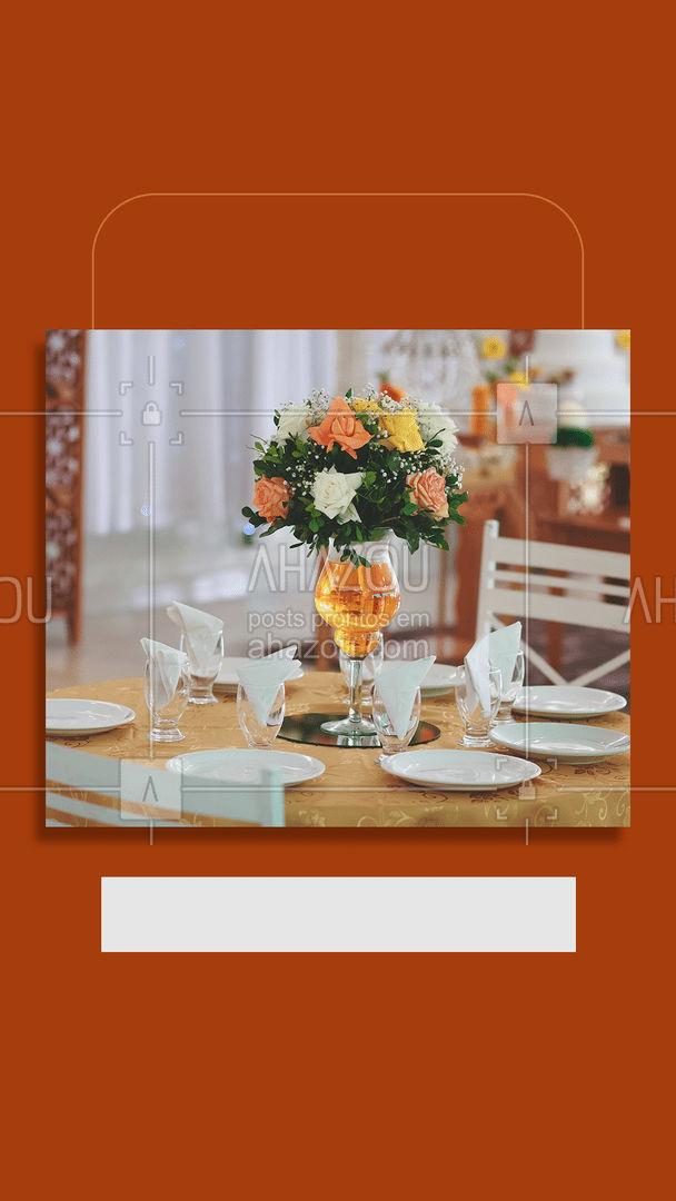 Um momento especial merece uma festa à altura, aproveite para solicitar seu orçamento e realizar o seu evento. 🎉🥳 #ahazoutaste #buffetinfantil #catering #eventos #foodie #buffet #casamento