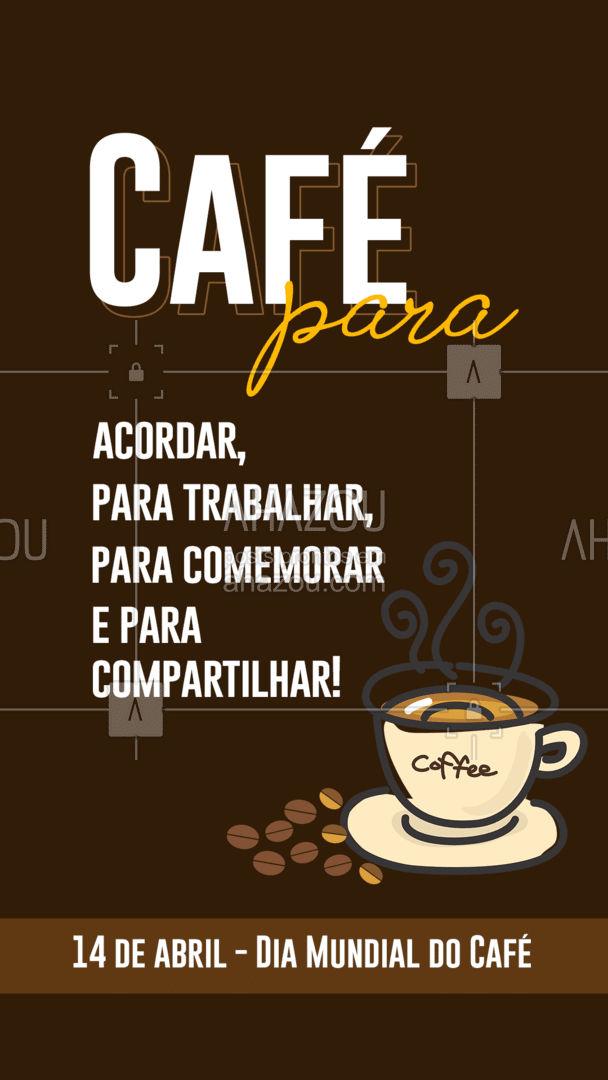 Venha comemorar o Dia do café com um cafezinho e nossas deliciosas sobremesas feitas de café! #padaria #panificadora #bakery #confeitaria #ahazoutaste #bolo #doces #confeitariaartesanal #docinhos #foodlovers#cafe #diamundialdocafe #sobremesadecafe #cafequentinho #coffelovers #coffe