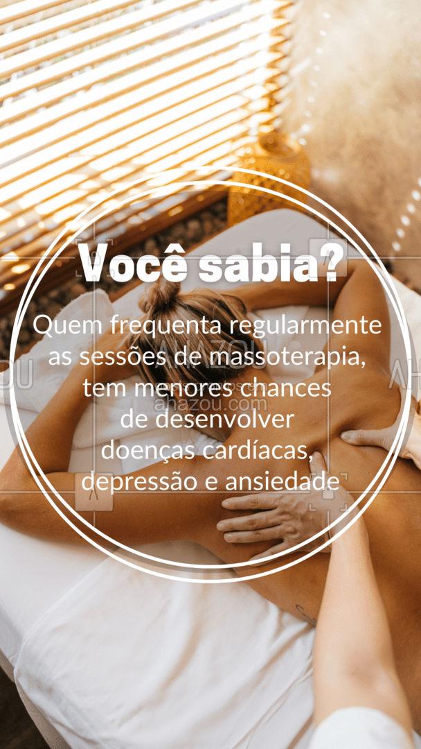 Cuide de você. #AhazouSaude  #quickmassage #massoterapia #relax #massoterapeuta #massagem