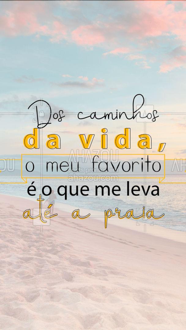 Aposto que o seu é esse também! ???⛱️ #FrasesPraia #Praia #AhazouFashion  #modapraia  #beach