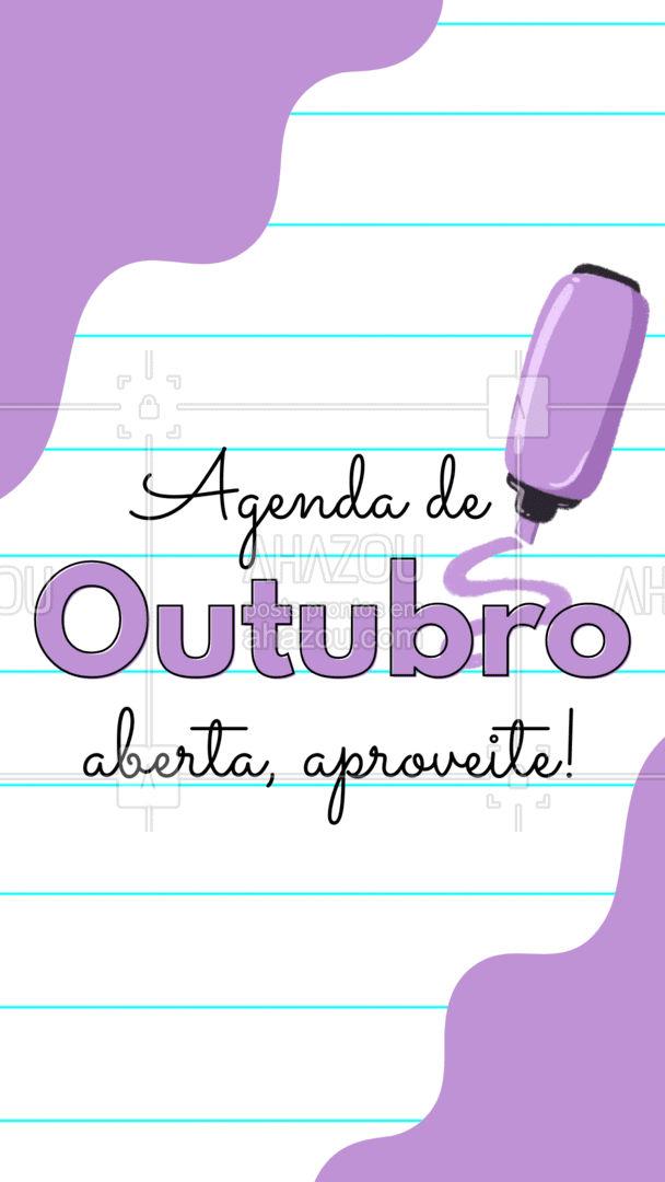 Aproveite nossa agenda aberta e reserve seus horários! 📚📅 #educação #aulaparticular #professorparticular #concursopúblico #cursinho #agendadeoutubro #AhazouEdu