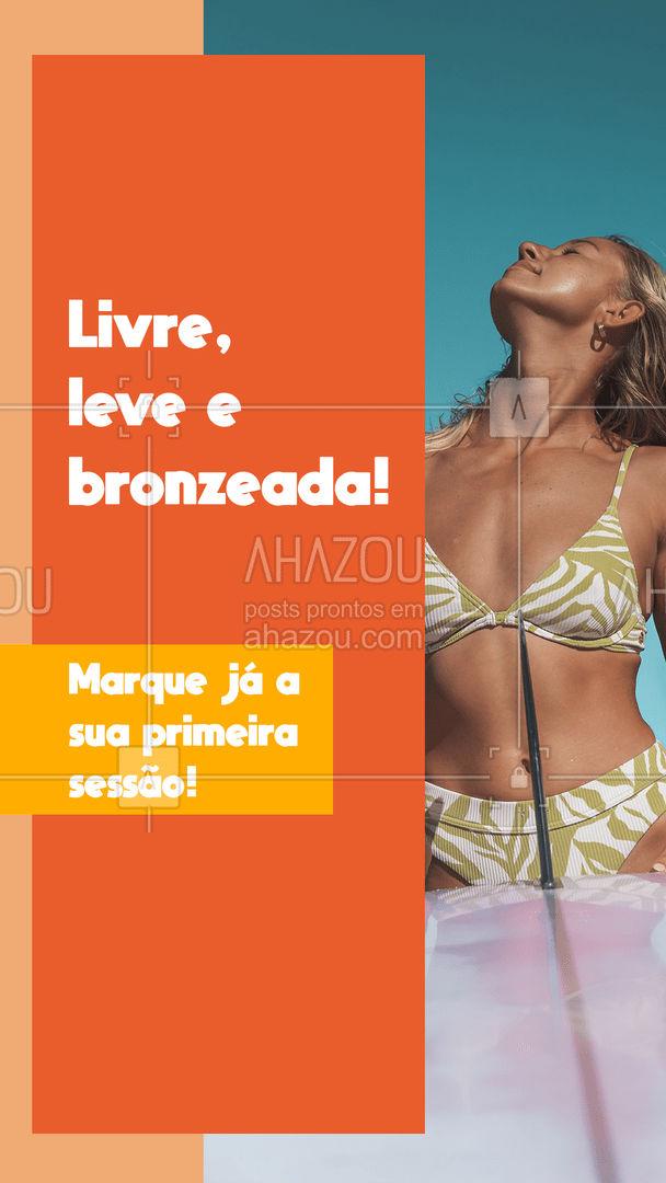 Você merece estar com a cor radiante do verão! Agende sua sessão de Jet Bronze! ??#AhazouBeauty  #estetica #esteticista #esteticacorporal #beleza #bronze