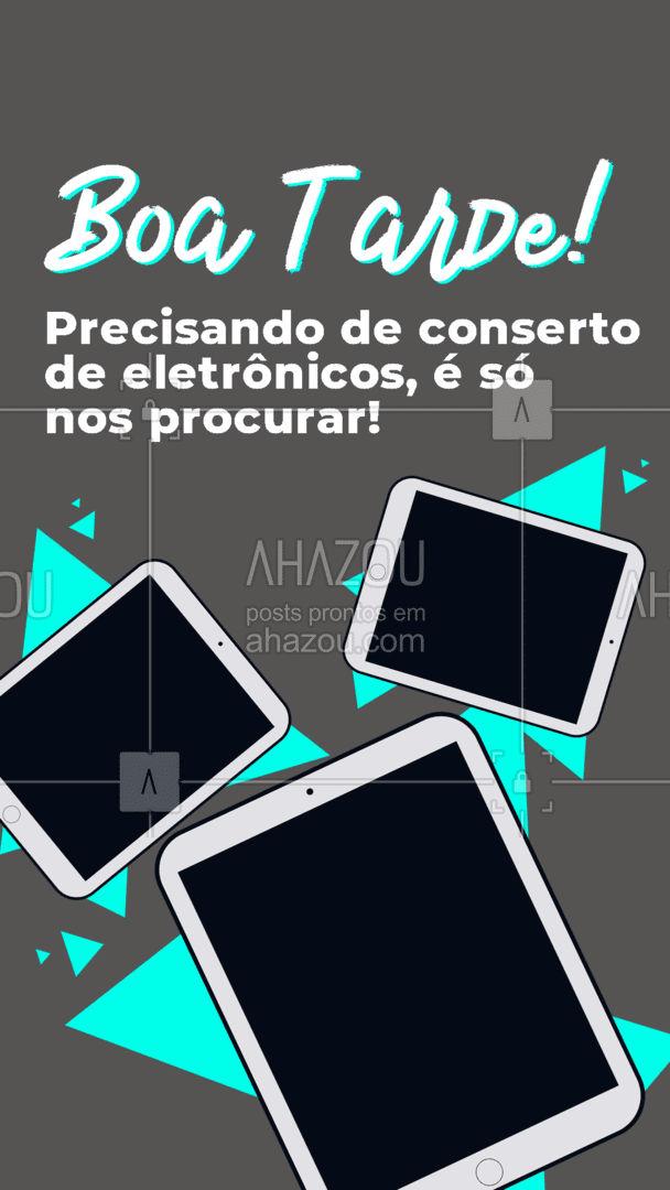 Você já sabe em quem confiar, serviço bem feito é pra durar! 😌 #AhazouTec  #tecnologia  #assistencia #computadores #eletrônicos