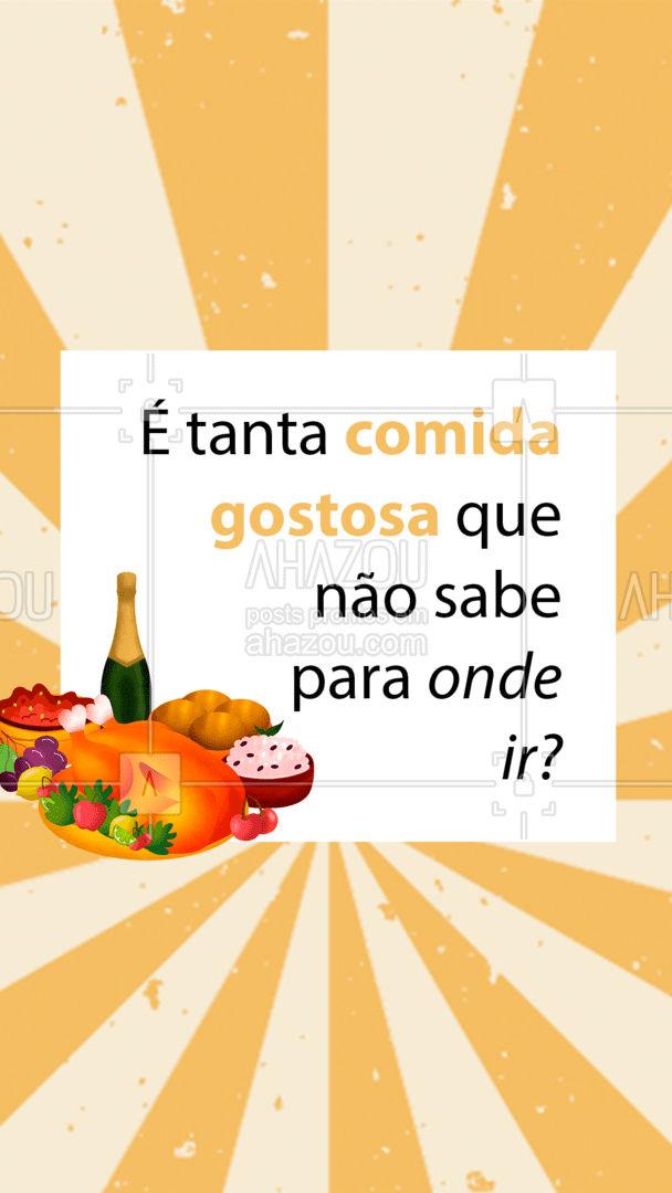 Com uma culinária de imensa variedade que temos fica difícil se decidir para aonde ir? Não se preocupe venha para cá que temos pratos para todos os gosto e paladares. hummm ? ? #ahazoutaste  #culinaria #gastronomia #foodie #instafood #foodlover