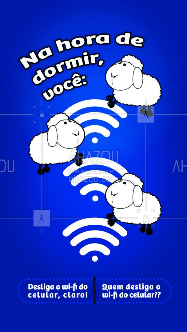 Não vale mentir! ??? #wifi #enquete #AhazouTec #AhazouTec   #tecnologia #eletrônicos #celulares #AssistenciaTecnica