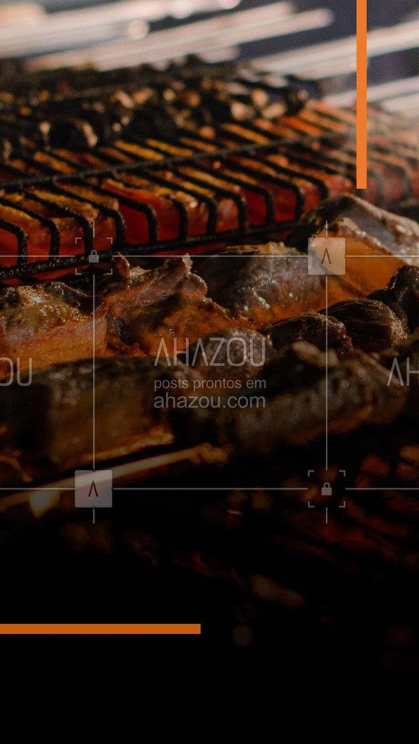É só escolher seus cortes favoritos e colocar na churrasqueira! ? #churrasco #bbq #cortesdecarne #ahazoutaste  #churrascoterapia #barbecue #açougue