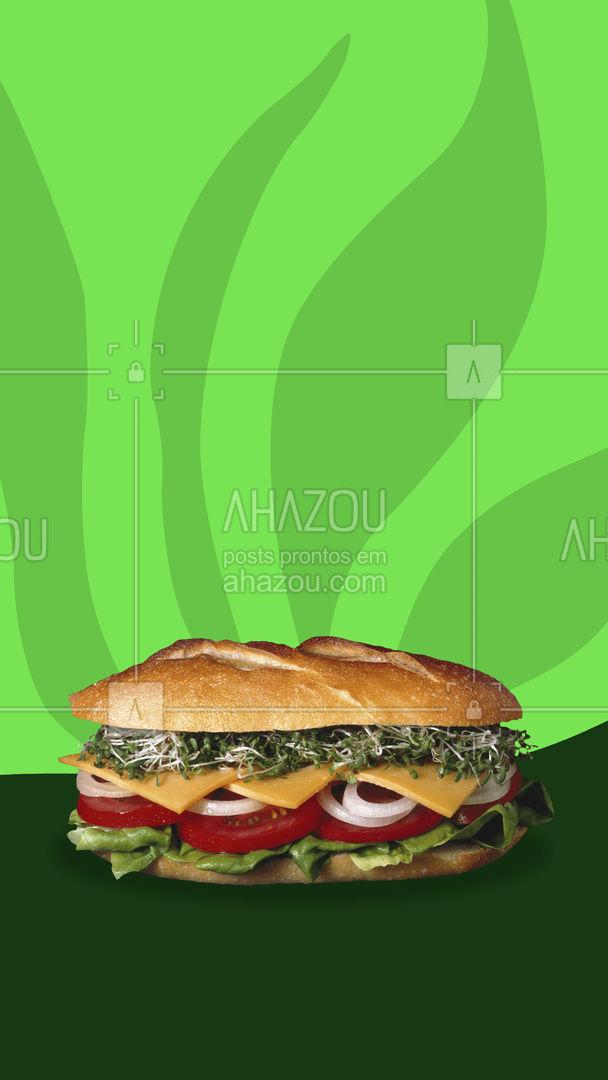Não tem muito tempo para dedicar nas suas refeições e acaba comendo errado? Escolha um lanche rápido e saudável aqui 🥗 #ahazoutaste #lanchenatural #lanches #convite #cafeteria #rapido #refeição