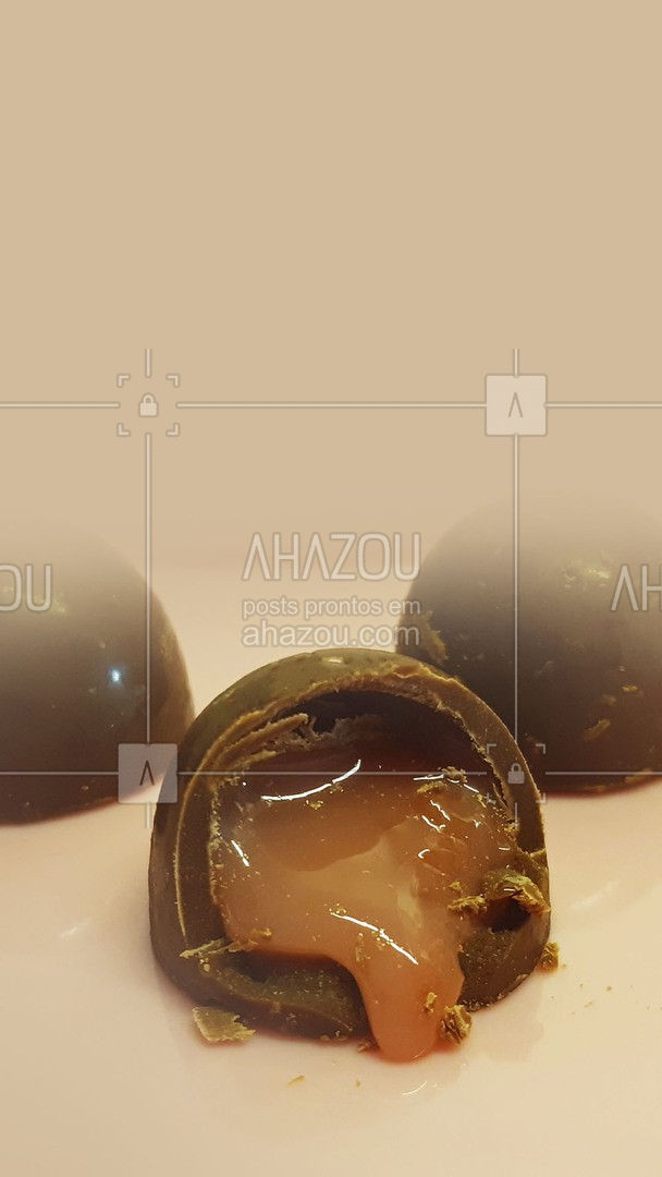 Encomende agora mesmo as suas trufas recheadas! #trufas #trufasrecheadas #doce #ahazoutaste #doces #confeitaria