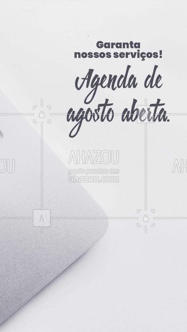 Aproveite e já marque seu horário! #AhazouMktDigital #socialmedia #redessociais #marketingdigital #mktdigital #marketing