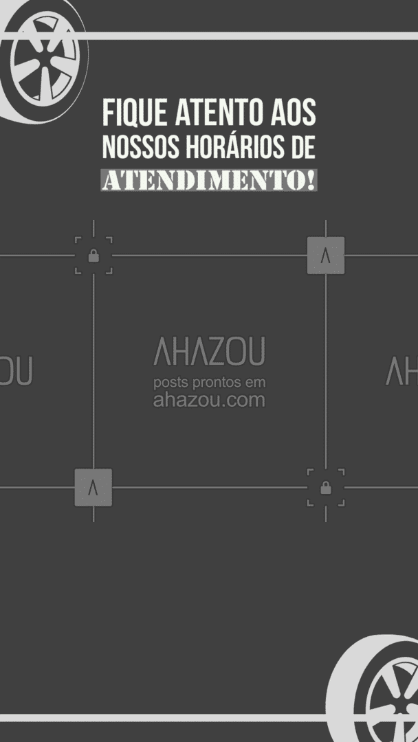 Precisando dos nossos serviços? Então agende o seu horário! #esteticaautomotiva #automotivos #AhazouAuto #servicoautomotivo #lavajato #horariodefuncionamento