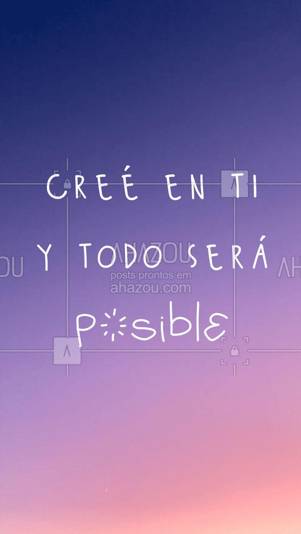 Mantente positivo! ?? #AhazouEdu #aulasdeespanhol #motivacional #frase #positivo #AhazouEdu