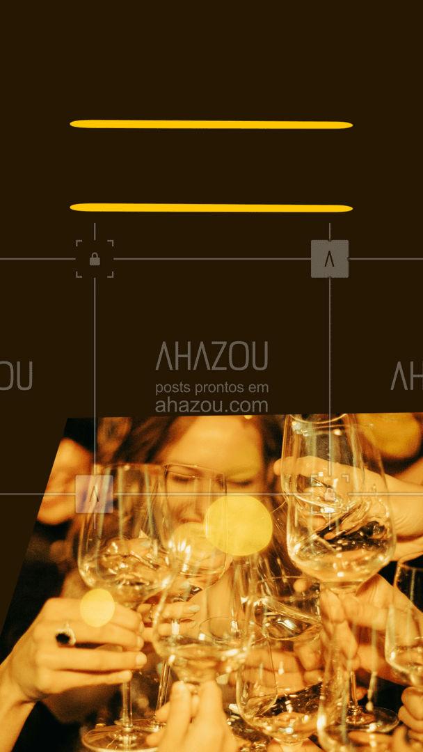 Vamos brindar o Dia da Mulher! Aproveite nossa promoção de chopp de vinho em dobro. #choppdevinho #diadamulher #bar #ahazoutaste  #pub #drinks #lounge