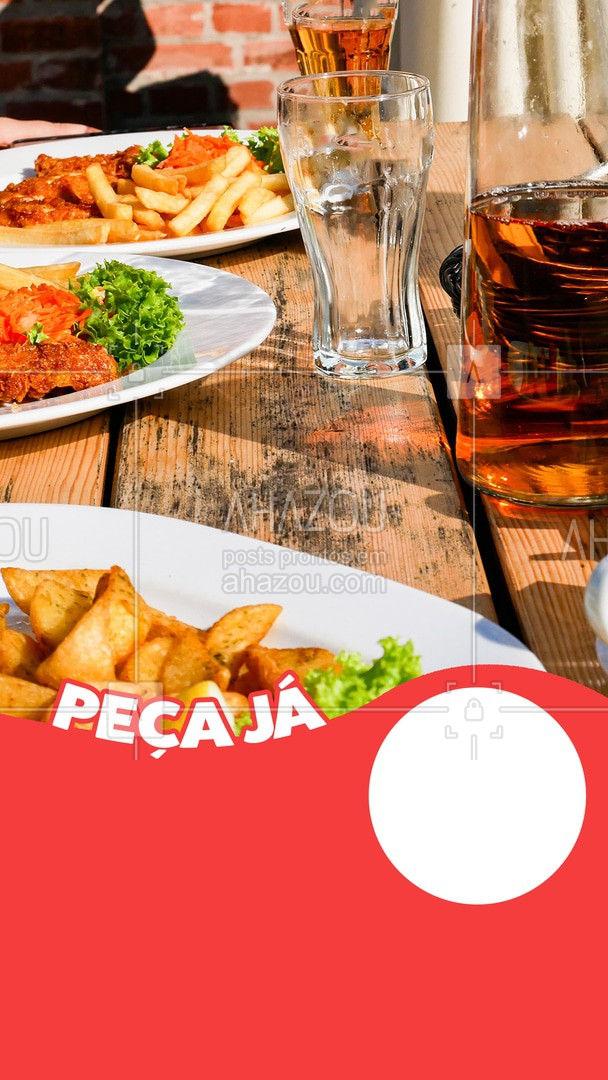 Um bom prato tem que vir acompanhado de uma boa bebida, peça agora o seu! 😋 #ahazoutaste #restaurante #alacarte #foodlovers #selfservice #promocao